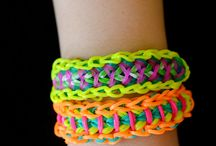 Rainbow loom navody/tutorial