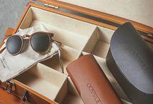 Óculos de sol e armações