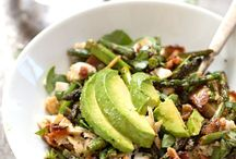 Hearty Salads / Delicious salads for lunch or dinner.