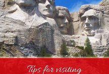 Vaca to Mount Rushmore & Yellowstone