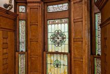 First Impressions: Doors and Entries / What's the first immediate impression that strikes you, and lingers long after, when you  first enter into a space, building, room, house...This creates memory and triggers emotions, often unconsciously. How do you respond to these details?
