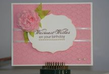 Cards tutorials, tips ect. / Cards, used or cards / by Denise Becker