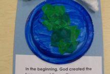 preschool bible class