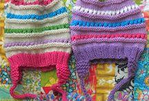 Crochet ext. hats