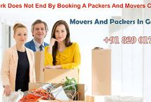 In Your Rough Times Movers And Packers IN Gurgaon Are With You