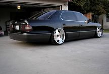 equipment_lexus ls400