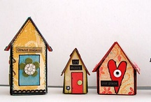 Artisan - Mini Houses / by Zenda Weaver