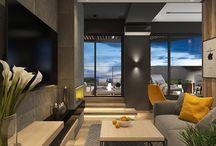 Lounge floor 0