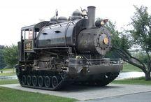 Tren de gureea