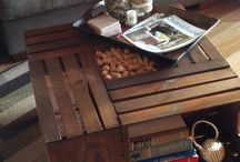 DIY- Furniture / by Sheena D'Andria Devine