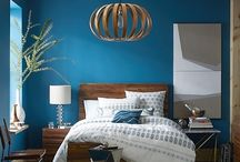 Master bedroom wall/ decor ideas