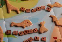 Cookie Puzzle Animals / ... ou comment faire des biscuits en forme d'animaux
