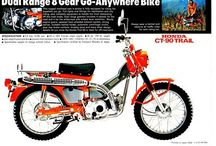 Honda CT 90 Trail