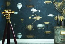 Wallpapers / wallpapers for interior decorating