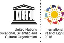 International Year of Light 2015 / Summary taken from UNESCO website: The International Year of Light is a global initiative which will highlight to the citizens of the world the importance of light and optical technologies in their lives, for their futures, and for the development of society. It is a unique opportunity to inspire, educate and connect on a global scale.