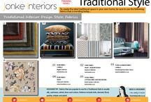 Trending Now - Traditional Interior Style