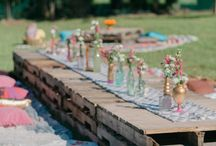 Outdoor parties / Outdoor parties decorations