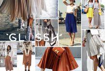 Collages / Collages con las tendencias del momento al más puro estilo Glossh.