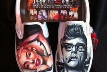 Custom Shoes / by Salvador Rojas