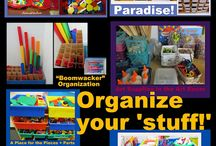 Classroom Organization / by Sherry McMahan