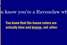 Why is a Ravenclaw like a writing desk? / by Sunny Kays