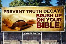 My Bible / Bible, Scriptures, Verses, Quotes, God's Word, Jesus