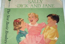 Books Growing Up / These were available books I read growing up