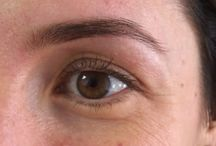 Files From the Brow Whisperer / Before & After's from Baltimore's Best Waxer.