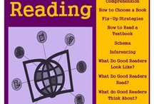 Literacy Strategies / by Amy Colvin
