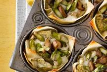 Muffin Tin Meals and Treats