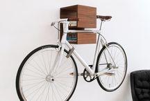 Storage bicycle