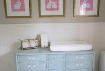 Baby Girl's Room / by Amy Stevenson