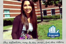 #ItCanWait #ATT / by Isabel Holliman