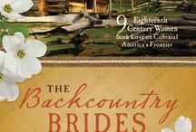 "Backcountry Brides Collection from Barbour -- Includes my Novella ""Shenandoah Hearts"""