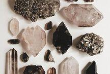 crystals // beautiful gems