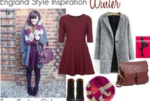 Winter Travel Chic / A few ideas for winter travel chic with Europe in mind.
