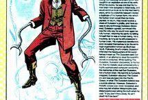 DC Comics Cyborg Villains