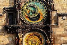 Keeping Time: Street Clocks & Clock Towers / The architecture of time / by Mike Jackson, FAIA