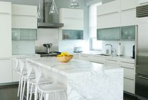 Kitchens / Kitchens, Lay-outs and designs that we love!