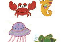 baby embroideries
