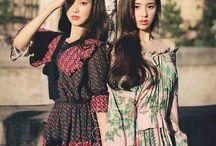 LOONA / LOOΠΔ/이달의 소녀 (Girl of the Month) is a 12 member girl group under BlockBerry Creative. Members: Heejin, Hyunjin, Haseul, Yeojin, Vivi, Kim Lip, Jinsoul, Choerry, Yves, Chuu, Gowon, Olivia Hye.