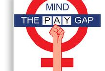 I mind the pay gap