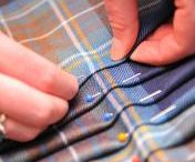 kilt making