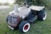 racing mowers