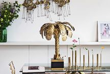 Interiors-Brass is Back / by Woodland Hill