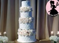 Wedding & Engagement Cakes / Cakes for all weddings and engagement parties! Designed by Shakar Bakery