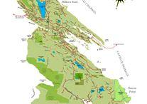 Maps of Salt Spring Island