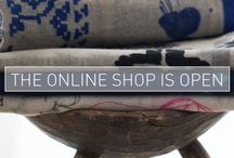 The online shop open !