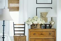 Caribbean Design / Inspiration from far and wide, to create that coastal cozy corner in your home...