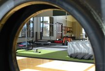 The Rec   Studio X. / Our new Studio X dedicated to high intensity group-x class using a variety of equipment and functional cross-training methods, set to a heart pounding soundtrack / by Marshall Recreation Center